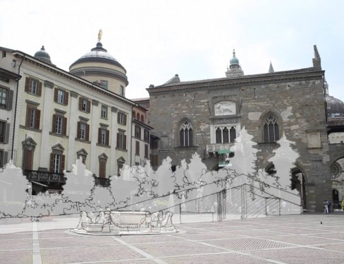"""ZENUCCHI ARREDAMENTOIN COLLABORAZIONE CONB&B ITALIA PER LA VI EDIZIONE DE """"I MAESTRI DEL PAESAGGIO"""""""