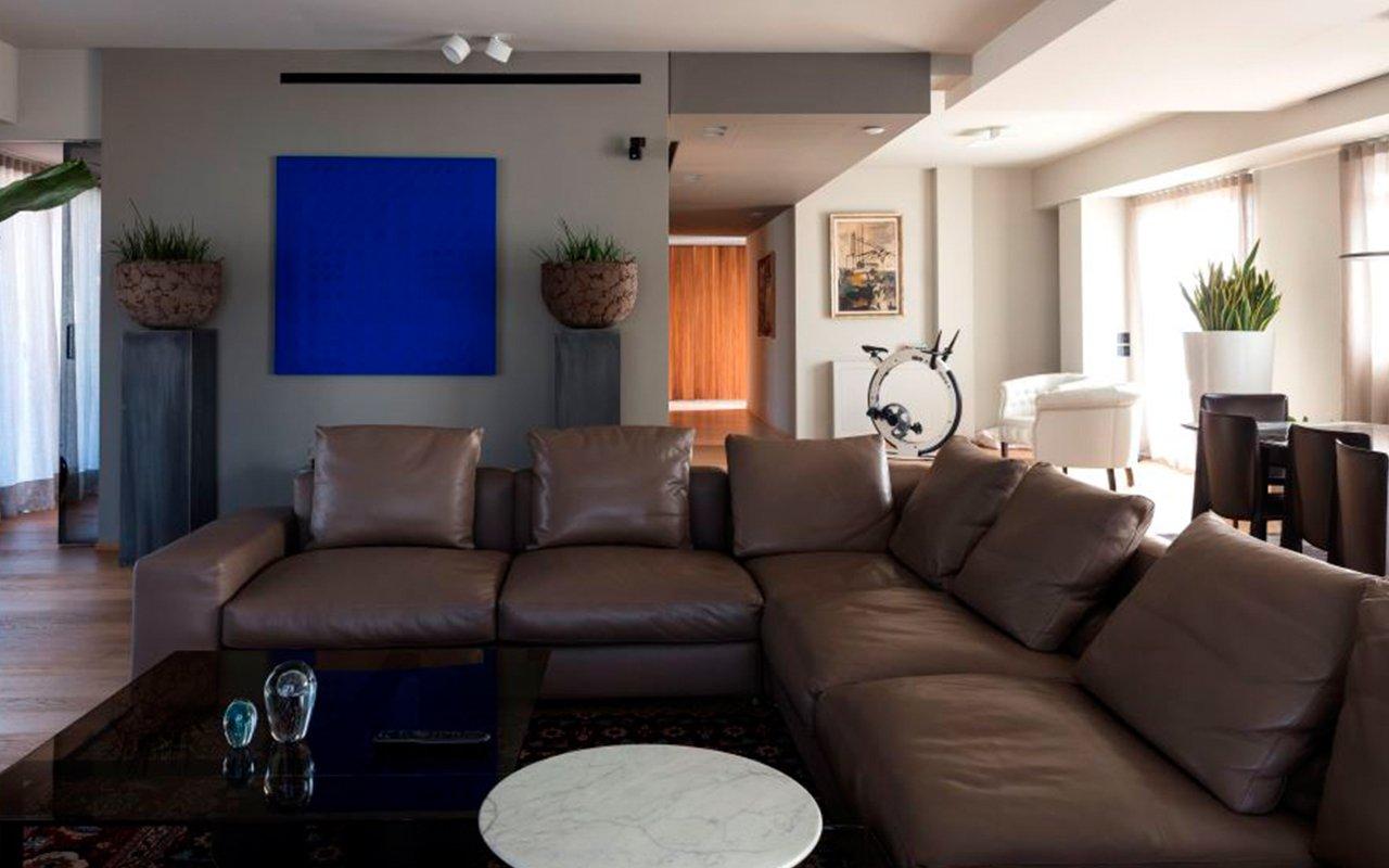 LIVING WITH ART - Zenucchi Arredamento